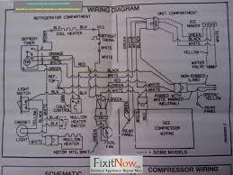 frigidaire refrigerator model frt21tngw1 wiring diagram