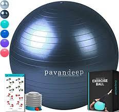 Free Exercise Ball Chart Pavandeep Exercise Ball Chair Bpa Free Charcoal M 65cm
