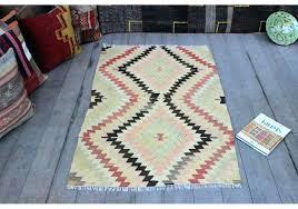 small kilim rug small rug vintage rug small area size x small pink rug small rug small kilim rug