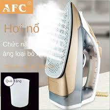 Bàn ủi điện Gia dụng hơi nước khô và ướt cầm tay quần áo Máy