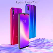 2019 <b>New Original Xiaomi Redmi</b> Note 7 PRO 4GB + 64GB Octa ...