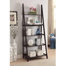 Linden Ladder Bookcase