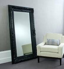 white leaning floor mirror.  Mirror White Leaning Floor Mirror Simple Mirror Stand Extra Large  Mirrors Astounding Wall On White Leaning Floor Mirror N
