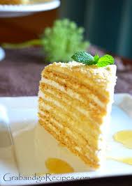 Best 25 Russian honey cake ideas on Pinterest