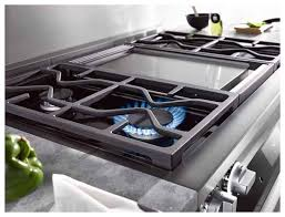 gas cooktop with griddle. Miele 36\ Gas Cooktop With Griddle 2