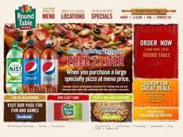 round table pizza santa rosa ca 95405