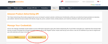 Access Key How To Retrieve Your Amazon Product Advertising Api Access