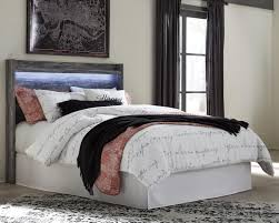 Signature Design by Ashley Baystorm Queen Panel Headboard - Item Number:  B221-57