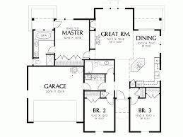 1500 sq ft ranch home plan with 1500 sq ft house with basement for ranch style
