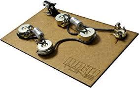 amazon com mojotone pre wired es 335 style wiring kit musical mojotone es-335 wiring harness mojotone pre wired es 335 style wiring kit