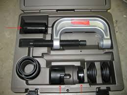 ball joint press tool. ball joint press tool n