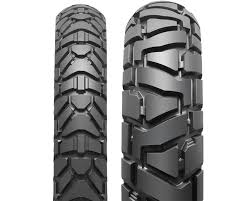 Motorcycle Tire Tread Design New Dunlop Trailmax Mission 50 50 Adventure Tire Released