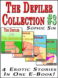 The Defiler Collection #3 (4 Erotic Stories) eBook: Sin, Sophie, Powers,  Dick: Amazon.co.uk: Kindle Store
