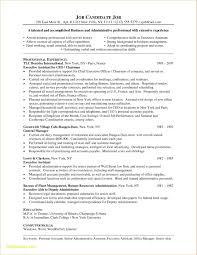 Example Resume Cover Letter Lovely Sample Cover Letter For Senior