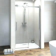 shower door hinge replacement sliding shower door jamb guide medium size of shower door hinges replacement