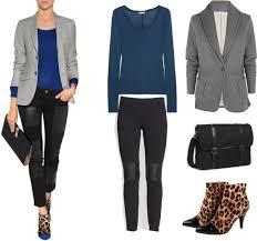 office wardrobe ideas. Casual Office Look For Less Wardrobe Ideas D