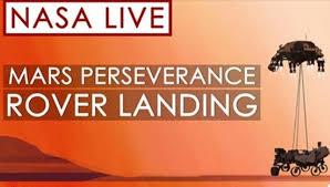 NASA: Το ρομποτικό ρόβερ Perseverance ετοιμάζεται για προσεδάφιση στον Άρη  - Δείτε ζωντανά - Ο Ντελάλης