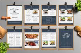 Make A Menu For A Restaurant Steps To Create Menu Cards Free Premium Templates