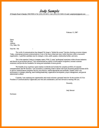 7 Examples Of Cover Letter For Resume Pennart Appreciation Society