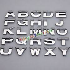 car letter decals car letter stickers ebay