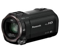 <b>Видеокамера Panasonic HC</b>-<b>V770 Black</b>: купить за 33450 руб ...