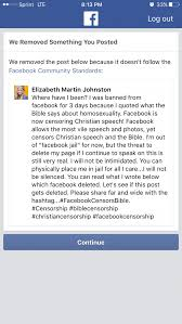 Facebook Suspends Christian Homeschool Moms Account Over Posts