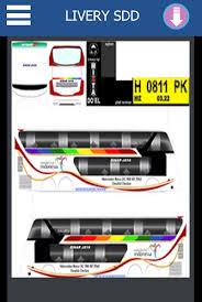 Namun yang kami bagikan pada artikel ini yaitu mengenai livery bussid. Livery Bussid Sinar Jaya Sdd Latest Version For Android Download Apk