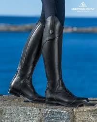 Mountain Horse Sovereign Boots Footwear Long Boots Spurs