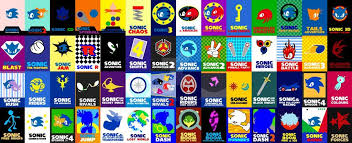 Players will race through new levels. Sonic Game Cards 1991 2017 By Sonicguru On Deviantart