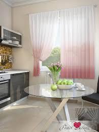 Классические шторы azareel цвет: розово-брусничный <b>томдом</b> ...