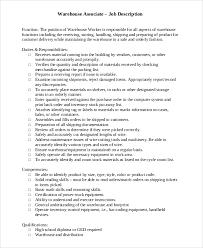 Warehouse Associate Job Description Warehouse Associate Jobs J100 On Modern Home Remodeling Inspiration 2