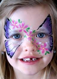 what we do face paint