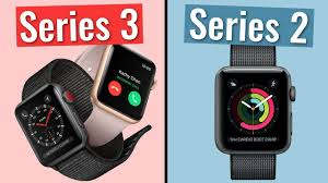 Apple Watch Feature Comparison Chart Apple Watch Series 3 Vs 2 Worth The Upgrade Video Review