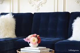 navy blue microfiber sectional sofa couch and sofa set