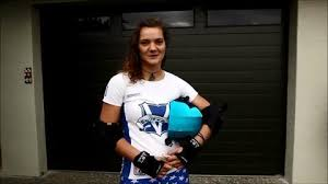 Rotorua's Anna-Ivy Bates is part of the Melbourne Roller Derby team that is  the top ranked team in the world. - NZ Herald