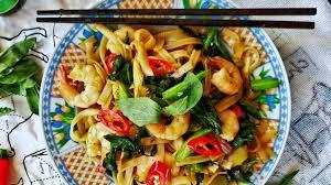 drunken noodles how to make thai y