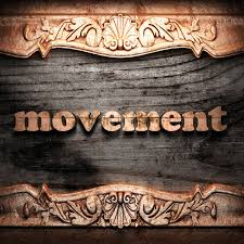 Image result for movement word