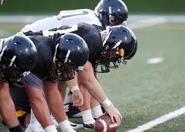 Iowa Hawkeyes 2013 Football Depth Chart Tyler Kluver Football University Of Iowa Athletics
