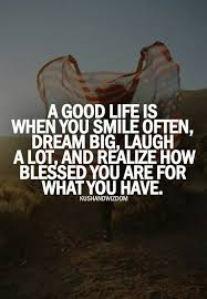 Blessed Life Quotes Delectable 48 Quotes Bring You A Good Day Thoughts Pinterest