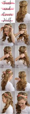 Hair Style Girl 26 lazy girl hairstyling hacks 4239 by wearticles.com