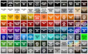 Vinyl Wrap Color Chart Wrap Color Chart Envision Vinyl