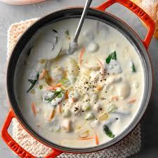 creamy en gnocchi soup