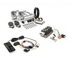 accuair speed switch w vu4 manifold viair 450c dual \