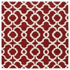 Buy Red Square Area Rugs from Bed Bath Beyond