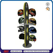 Motorcycle Helmet Display Stand Amazing China Customized Safety Helmet POS Display Stand Rack Ideas