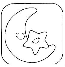 moon coloring pages coloring pages stars here are coloring pages stars pictures drawing moon coloring page