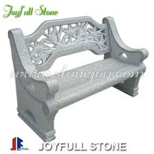 Stone Bench With Back Stone Bench With Back Suppliers And Stone Benches With Backs