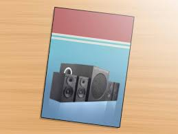 3 ways to bridge subwoofers wikihow build a home cinema subwoofer cabinet