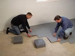 Simple Basement Flooring Rubber Floor Matting R In Design