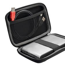 Details about Case Logic PHDC-1 Compact Portable Hard Drive (Black) HDD Carrier